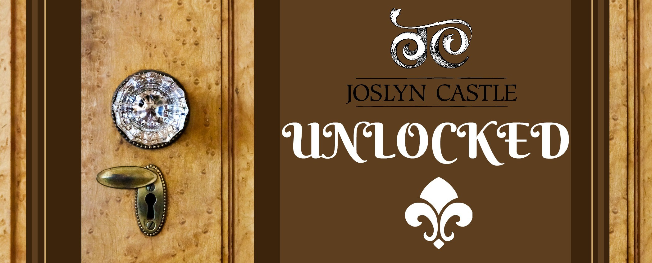 Joslyn Castle Unlocked: Holiday Edition SOLD OUT