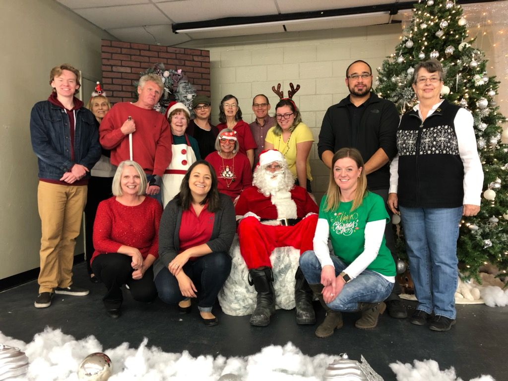 Sandoval County Christmas Party 2018