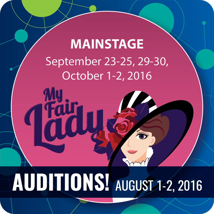 Reserve Your Spot For Auditions!
