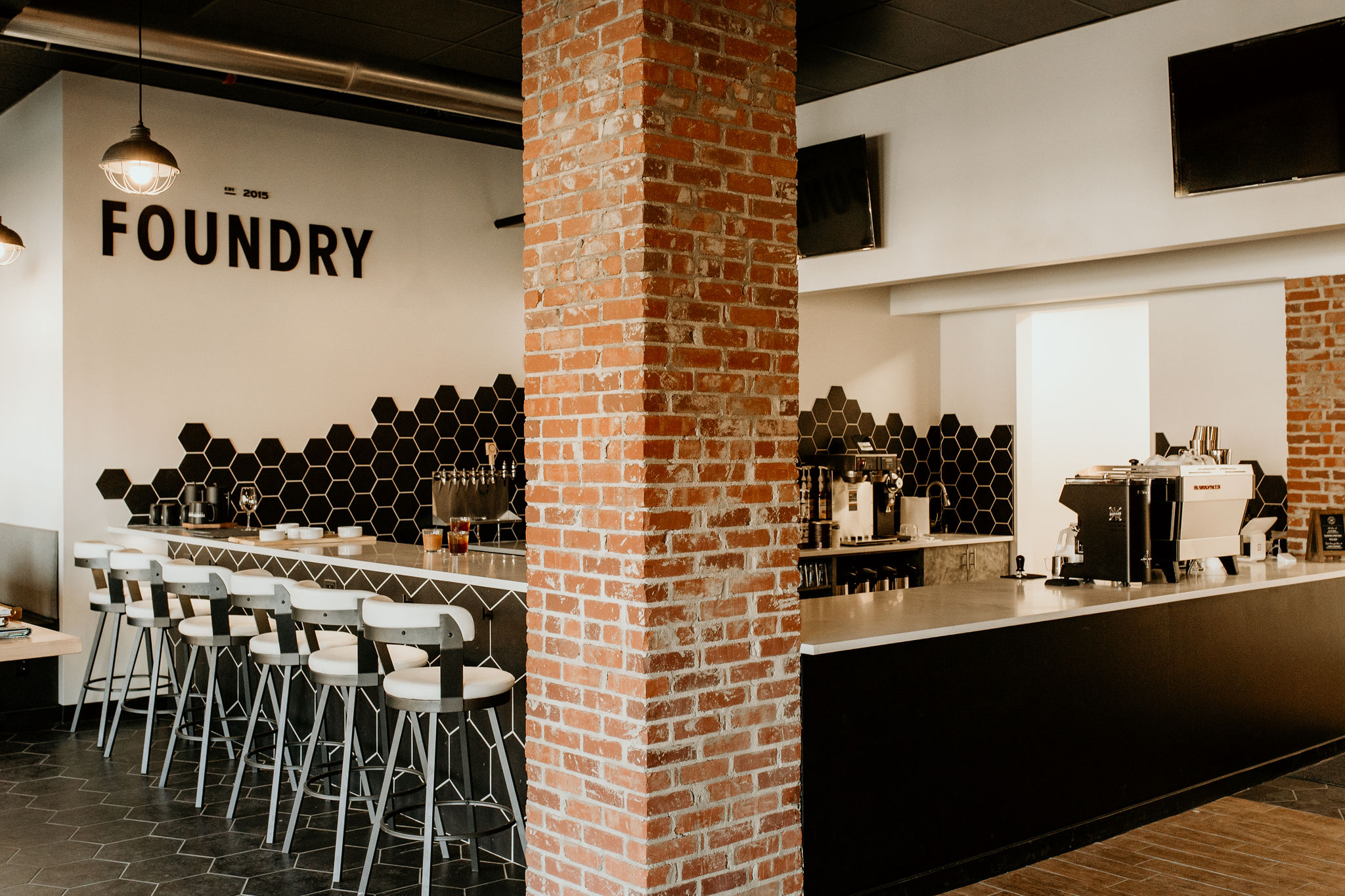 The Foundry Coffee Shop
