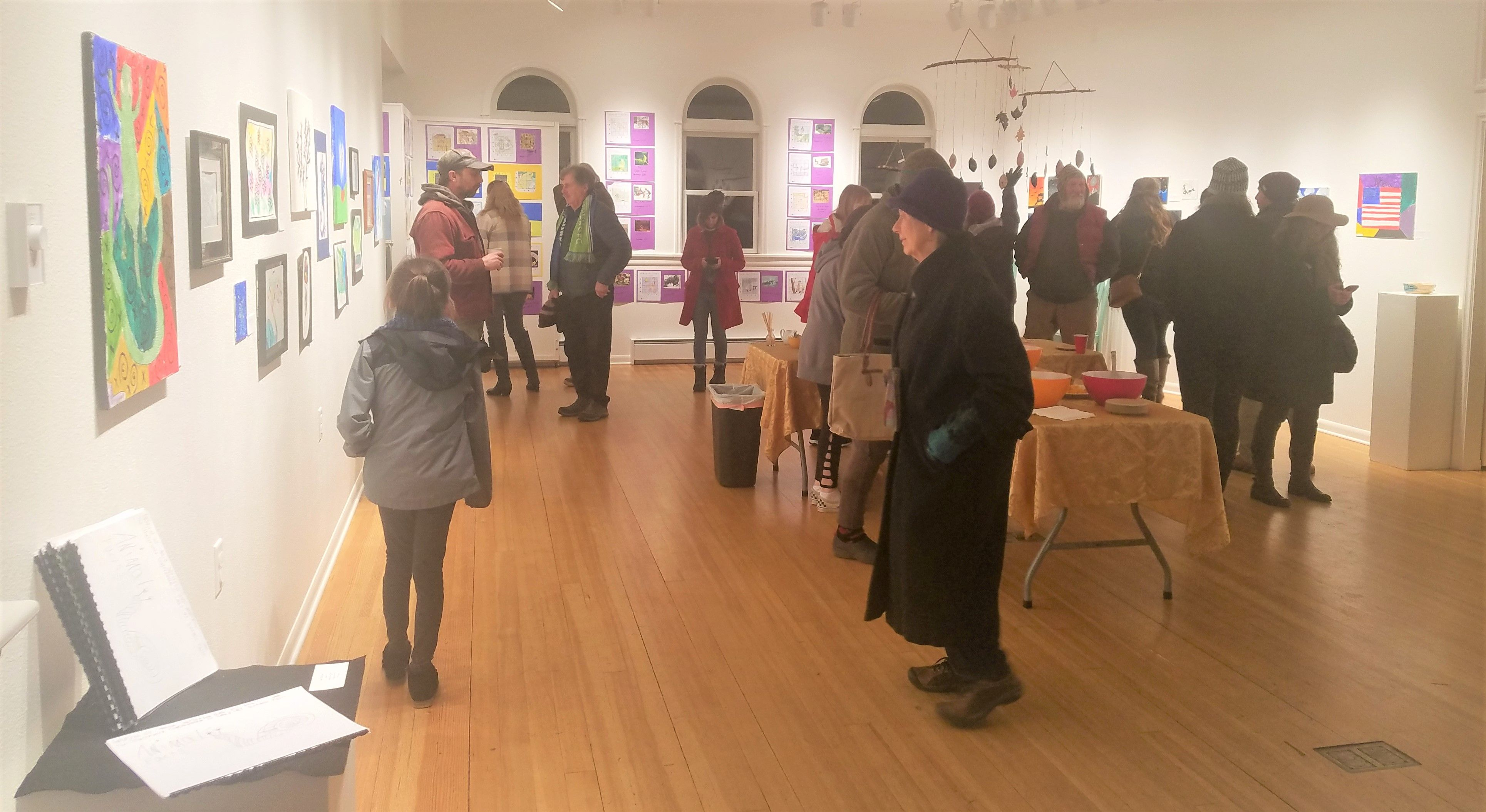 Youth in Art Exhibit Opening Reception