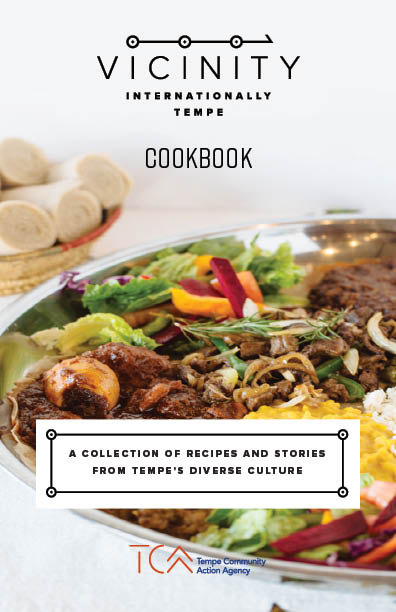 Vicinity Cookbook