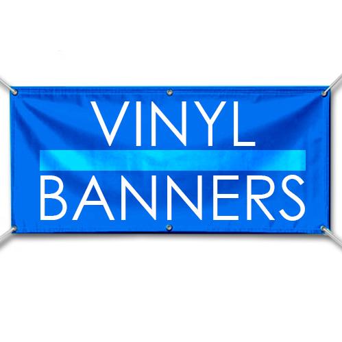 Vinyl Banners - 4' x 8'