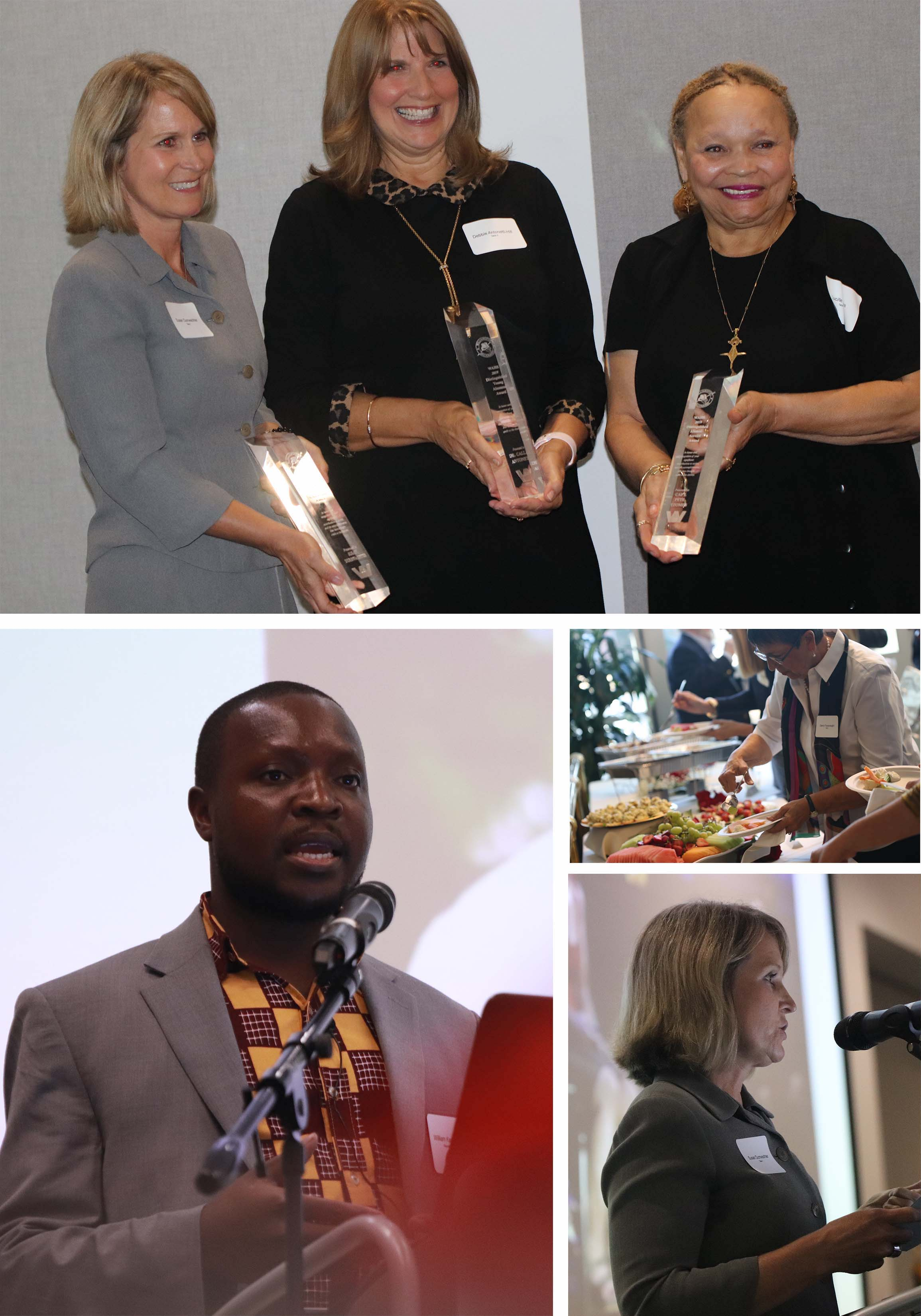 WASDEF Holds 2nd Donor & Alumni Appreciation Event
