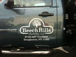 Vehicle - Truck Graphics & Lettering