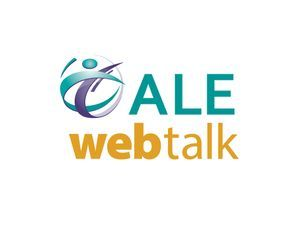 ALEwebtalk Part 21: Details coming soon!