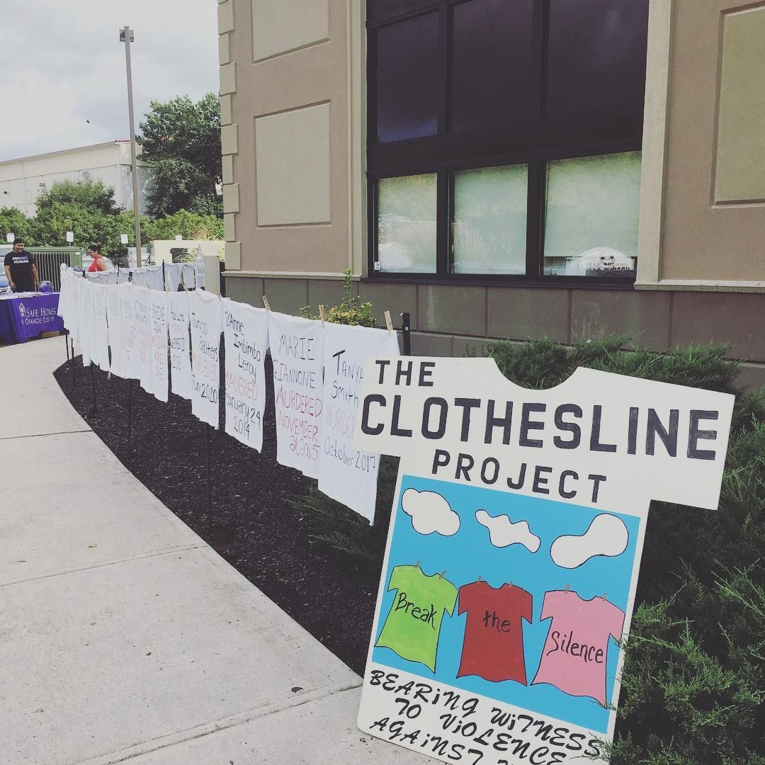 Virtual Clothesline Project