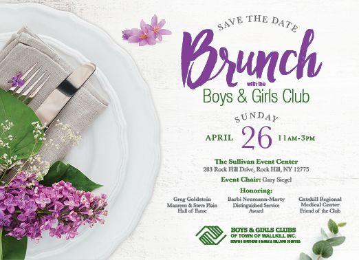 Brunch with the Boys & Girls Club