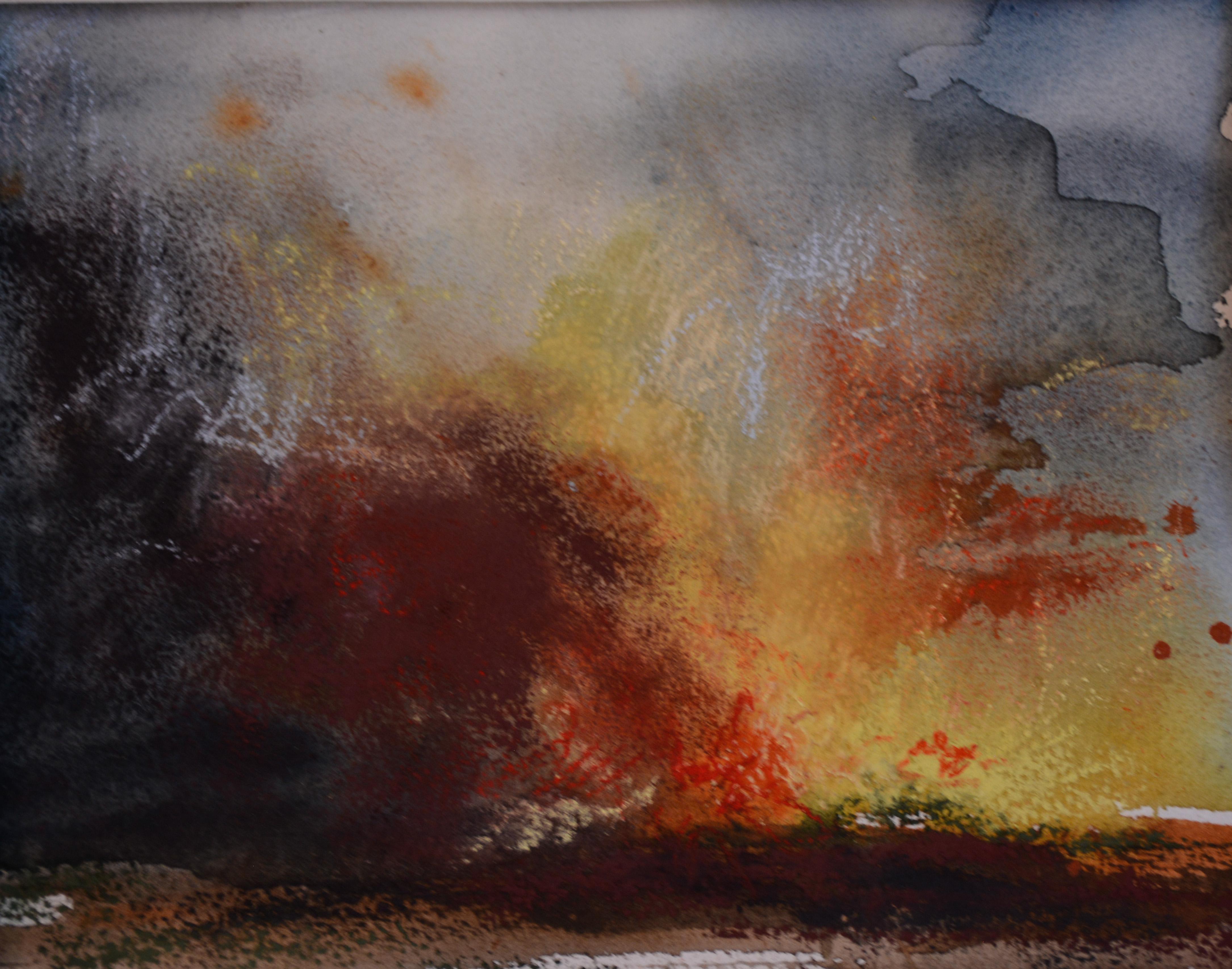 """Fire-Study III"""