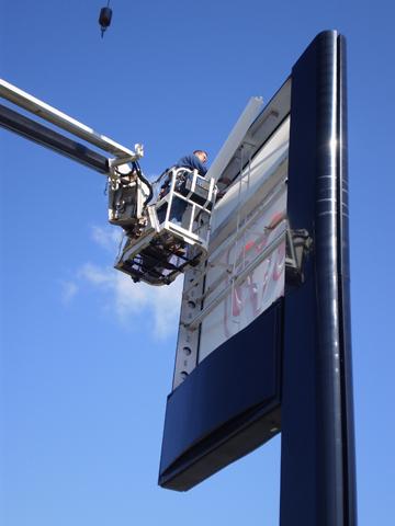 Sign Service & Repair