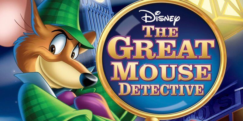 April 5, 2020 - Great Mouse Detective