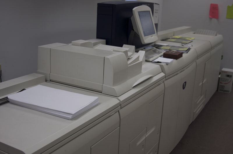 Xerox Nuvera 100 B/W Digital Press