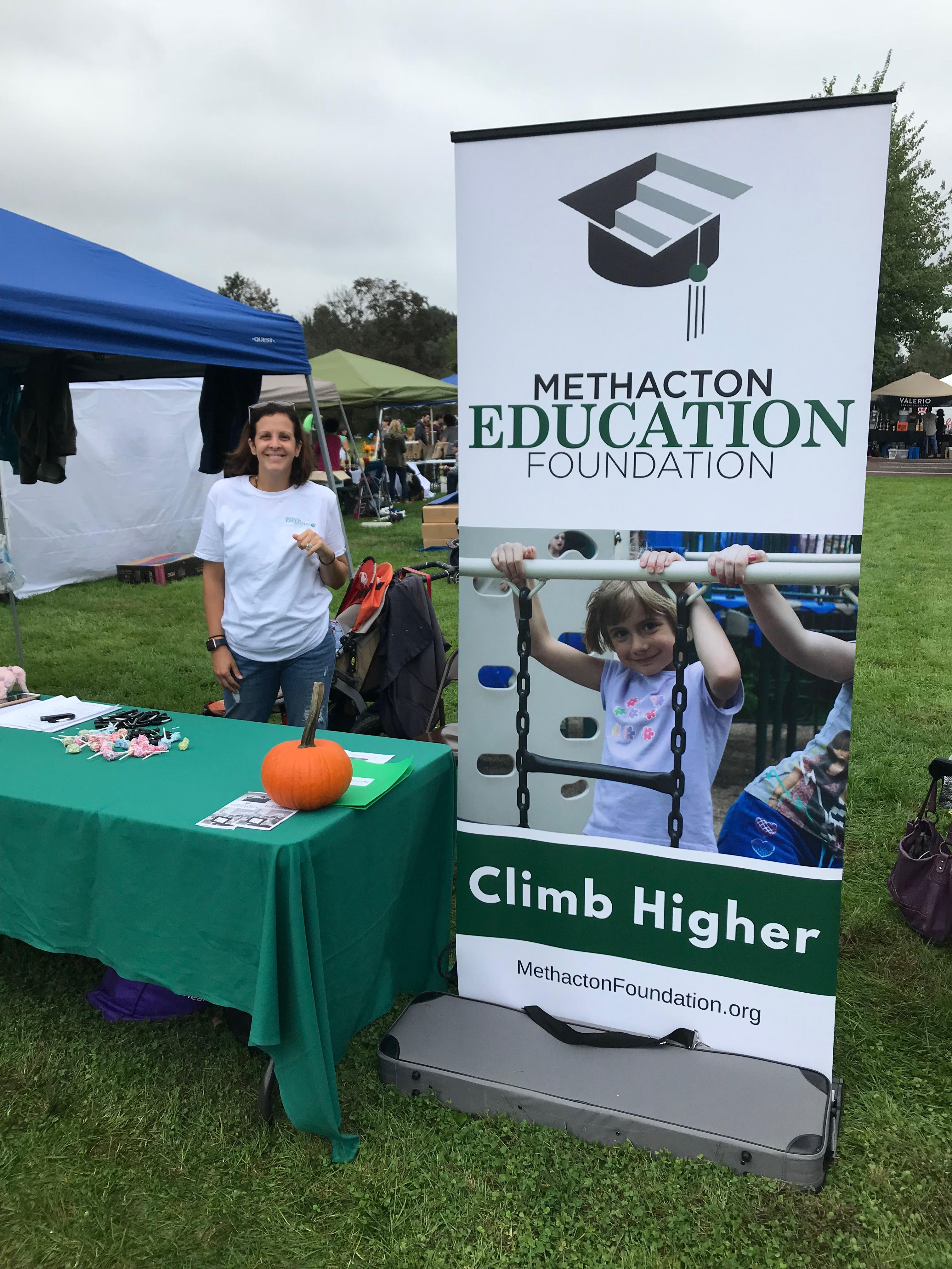 Foundation Connects with Neighbors at Fall Fest