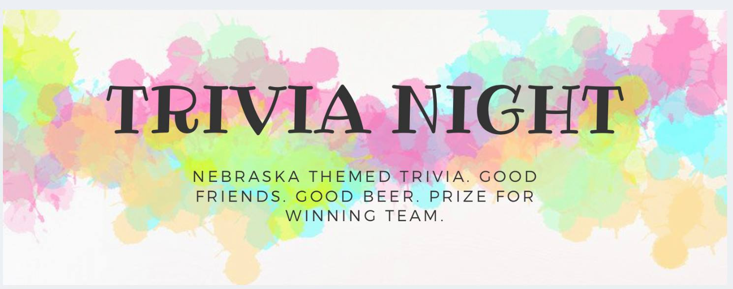 CE: Earth Week Nebraska Trivia