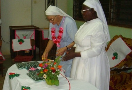 Farewell to our dear Sr. Andrea
