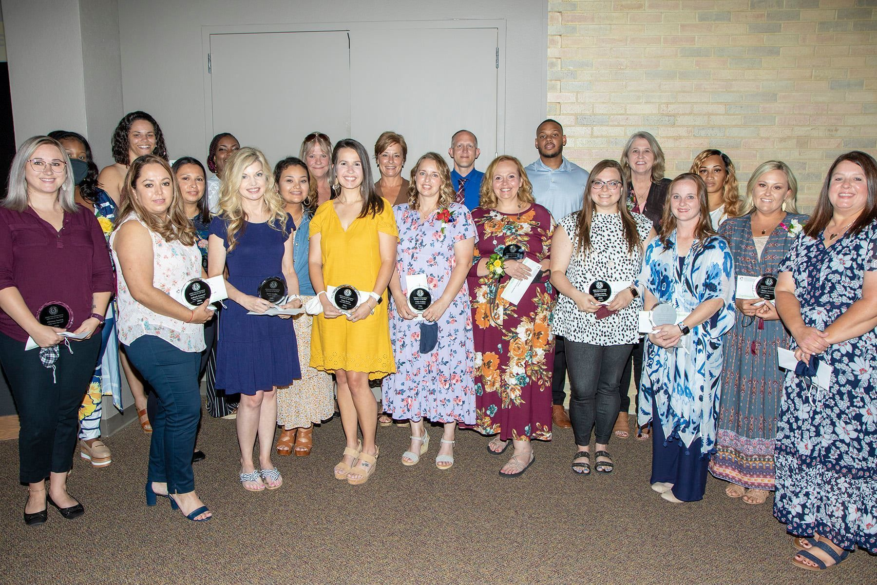 Paraprofessional of the Year Nominees