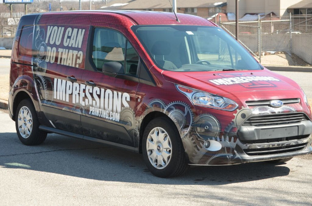Vehicle Graphics | Car Wraps & Decals - Oklahoma City
