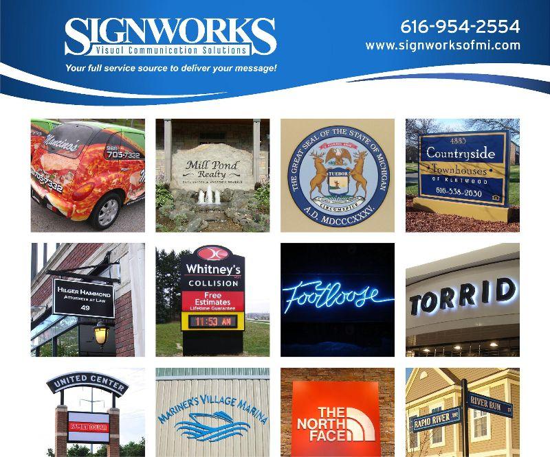 SIGNWORKS Brochure