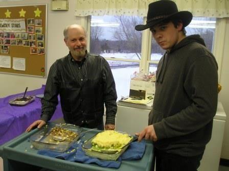 Volunteers at What's Cookin'