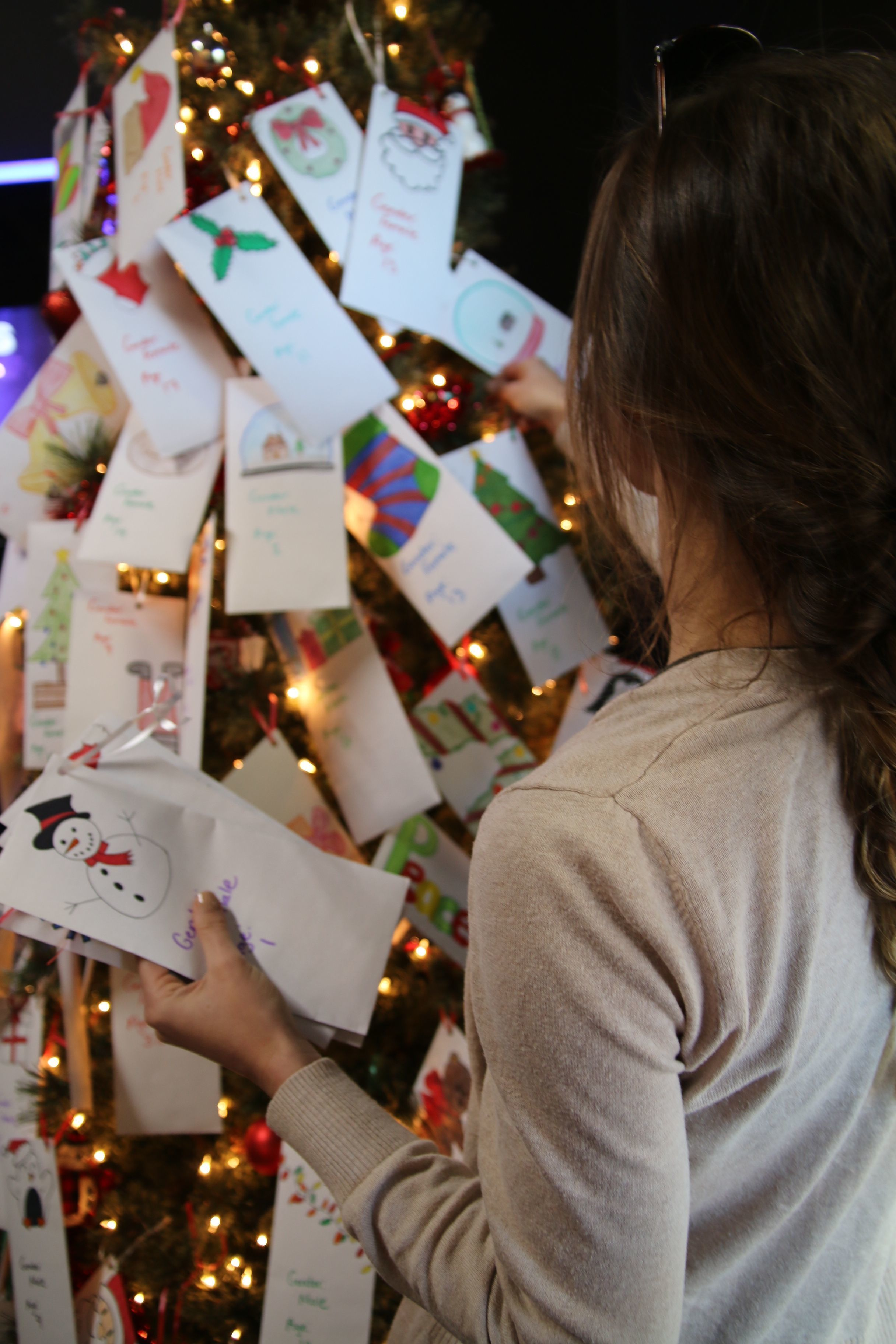CASA of Madison and Clark Counties : News & Events : Giving Tree