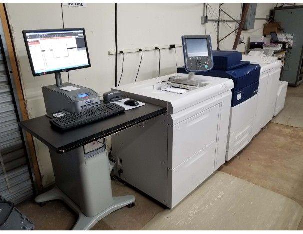 Xerox Versant 80 Press