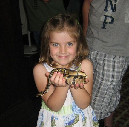 Mallory & the Snake