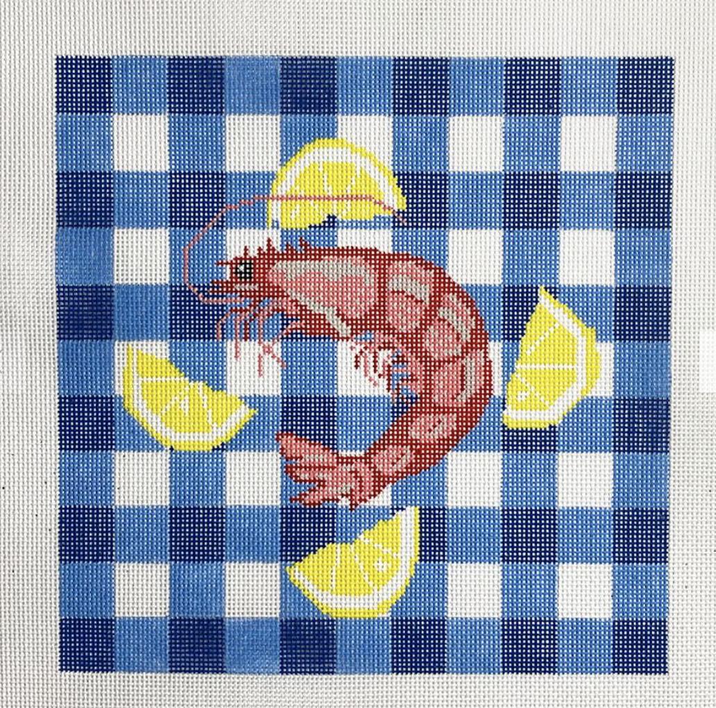 Shrimp & Lemon