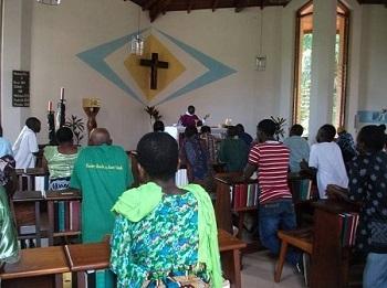 Ndanda Priory House Employees Christmas Celebration