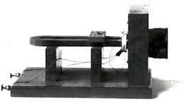 1876: First successful voice transmission over Bell's telephone.