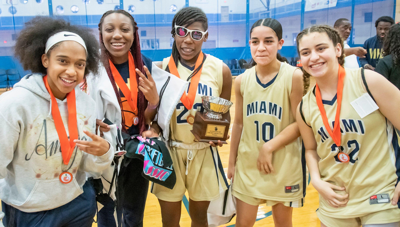 JV Girls Basketball Classic Winner