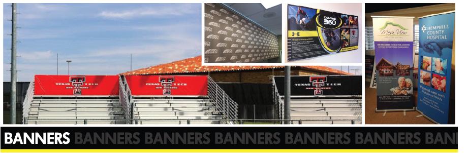 Banners Spotlight