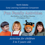 Familiy Fun Activites for Children 3 to 5
