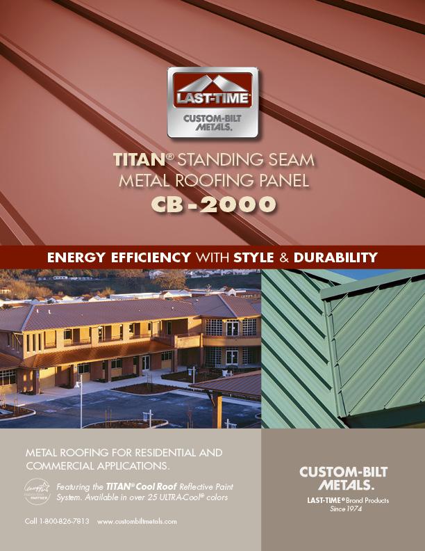 Sales Sheet: CB-2000