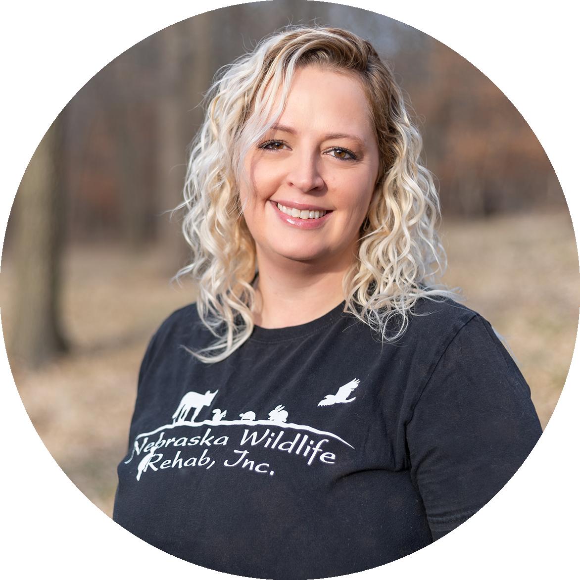 Ellie Hoefler - Rescue & Rehabilitation Coordinator