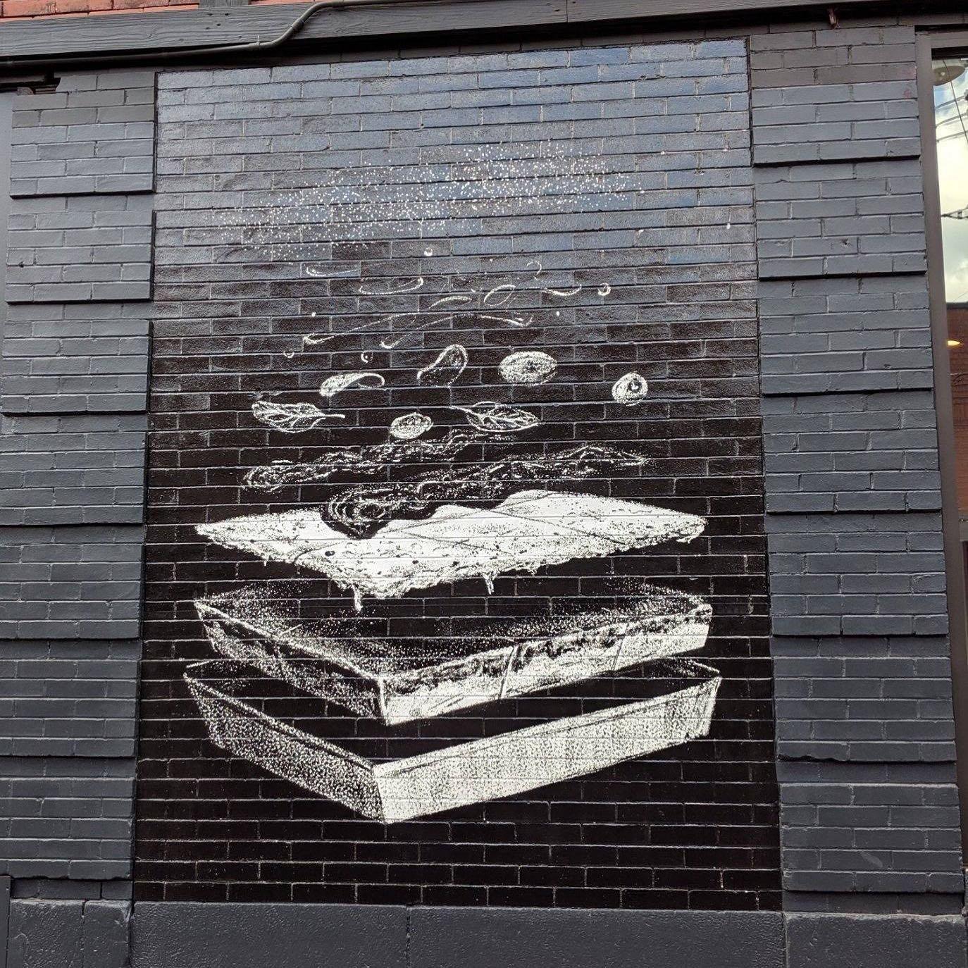 Brick Wall Wrap