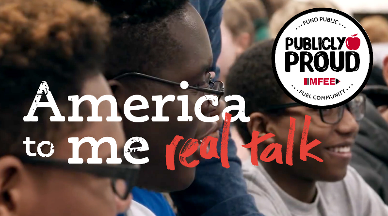 MFEE Hosts America to Me Real Talk Initiative this Sunday