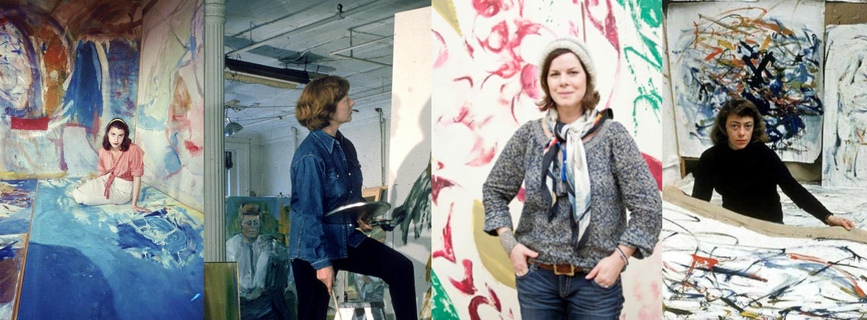 Cultural Conversations: The Women of Abstract Expressionism