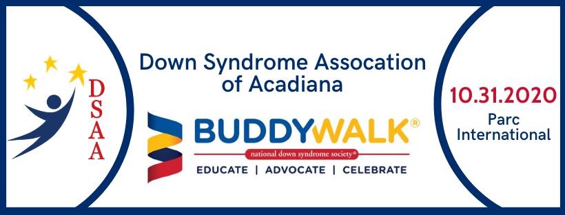 DSAA Virtual Buddy Walk®