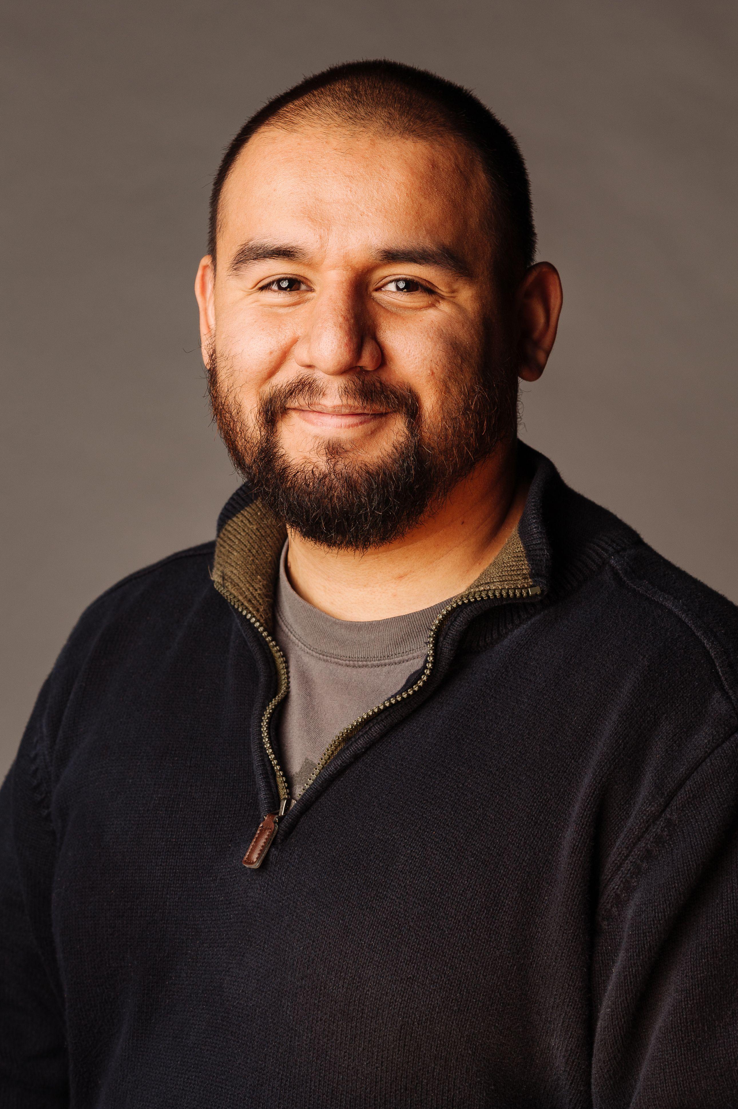 Patrick Rios - Pantry Coordinator