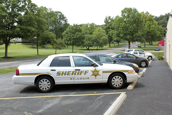 St. Louis Sheriffs Car 3