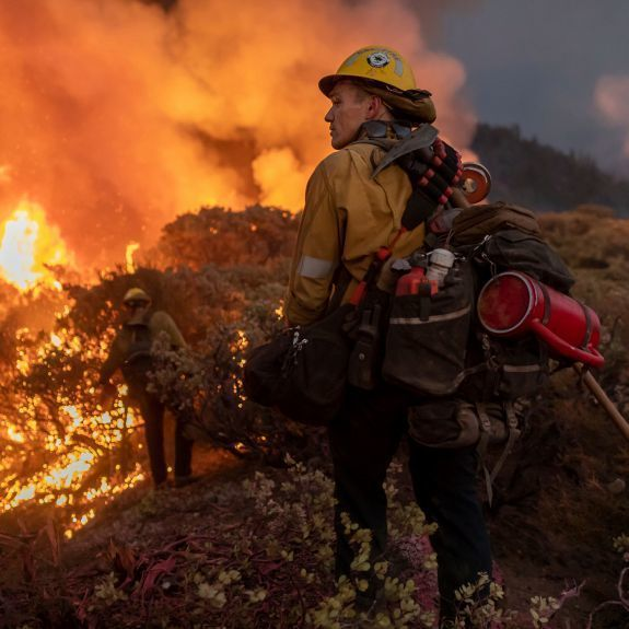 $100k Donated to CA Wildfire Relief