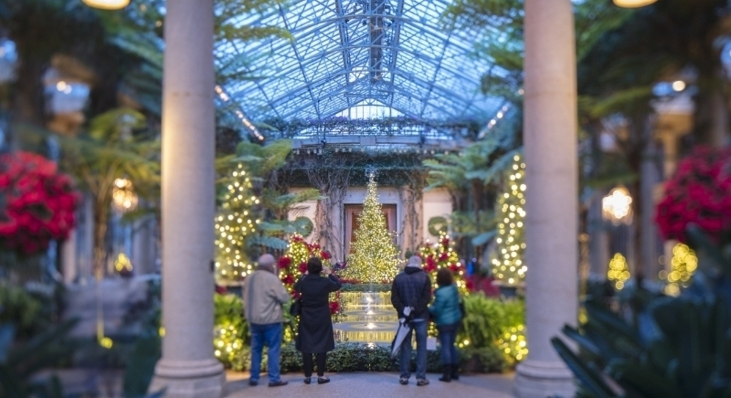 Join us for A Longwood Christmas!