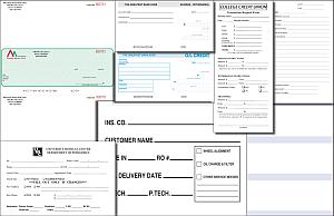 Cut Sheet Forms