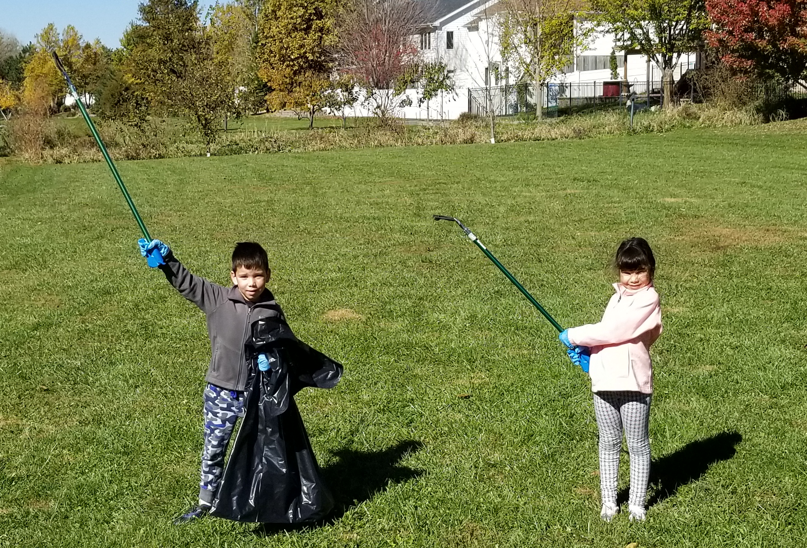 Fall Clean-Up Oct. 12th