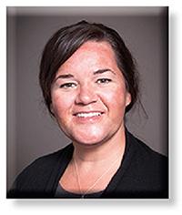 Rachel Hall, ATC