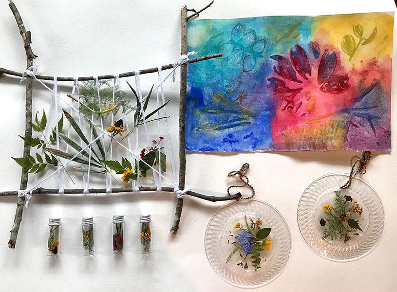 Nature's Art: June 8-12