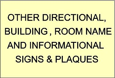 T29400 -Office, Building Name,Wayfinding, Parking, Informational, and Farewell  Signs and Plaques  for Hotels, Motels, Inns and B & B's