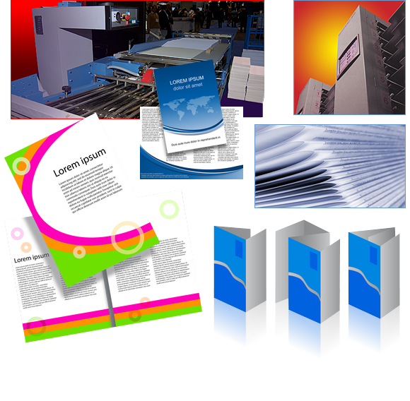 Bindery | Booklet Making | Finishing | Printer San Diego, CA