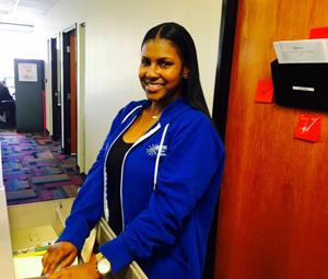Interview - Tatiana Morris, Administrative Assistant