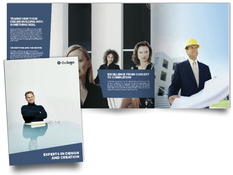 Trifold Brochure - Oversize